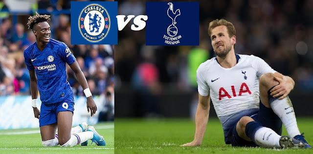 Jadwal Liga Inggris 2019 Pekan 18 : Derby London Tottenham Hotspur vs Chelsea