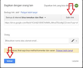 Cara Membuat Link Download Otomatis di Blog