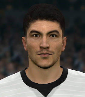 PES 2017 Faces Carlos Soler by Sameh Momen