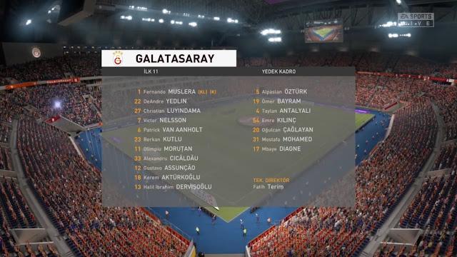 FIFA 22 | Galatasaray incelemesi..