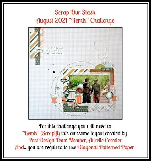 August Remix Challenge