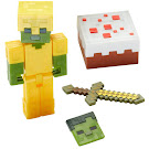 Minecraft Zombie Comic Maker Series 3 Figure