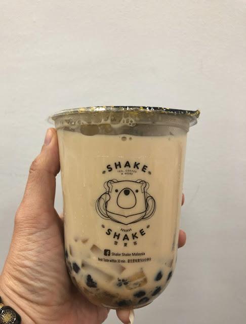 雪夏客 Shake Shake