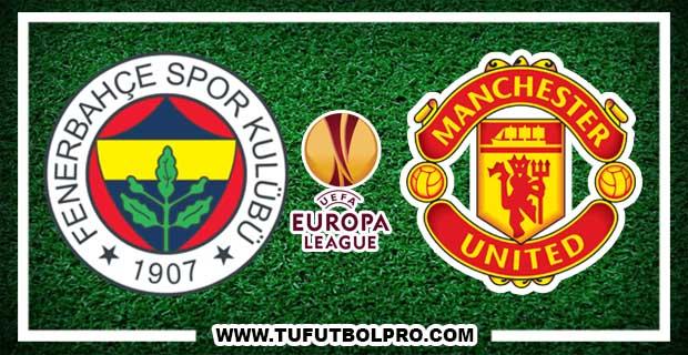 Ver Fenerbahce vs Manchester United EN VIVO Por Internet Hoy 3 de Noviembre 2016