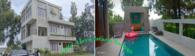 Sewa Villa Murah Berkualitas Di Lembang Bandung
