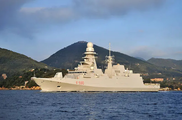Italy just sold 8 modern frigates in a Southeast Asian country