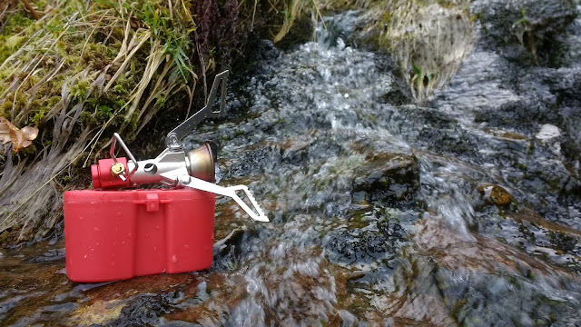 Mountain Safety Research Pocket Rocket stove 2