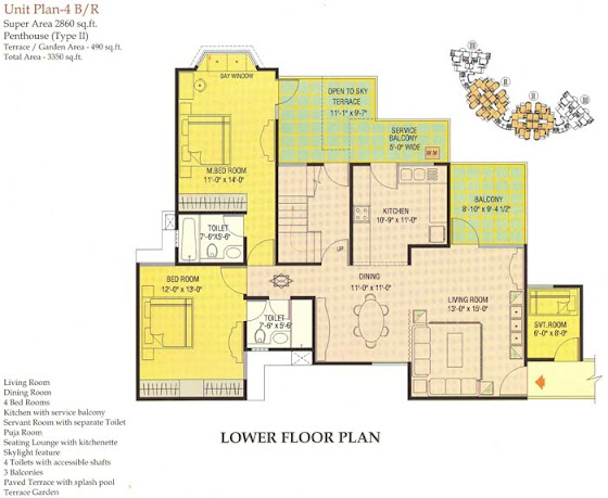 Floor-plan-4bhk-penthouse-floor-plan
