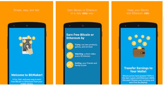 Aplikasi Android Bitmaker