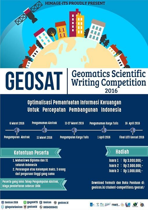 scientific essay writing competitions
