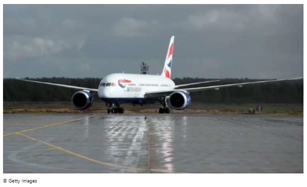 The owner of British Airways once again reduced flight numbers