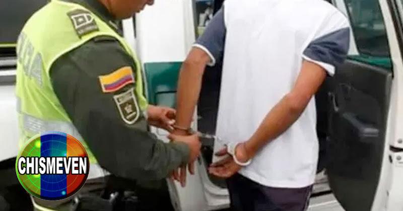 Venezolano detenido en Colombia por abusar del hijo de 2 años de su hembra de turno