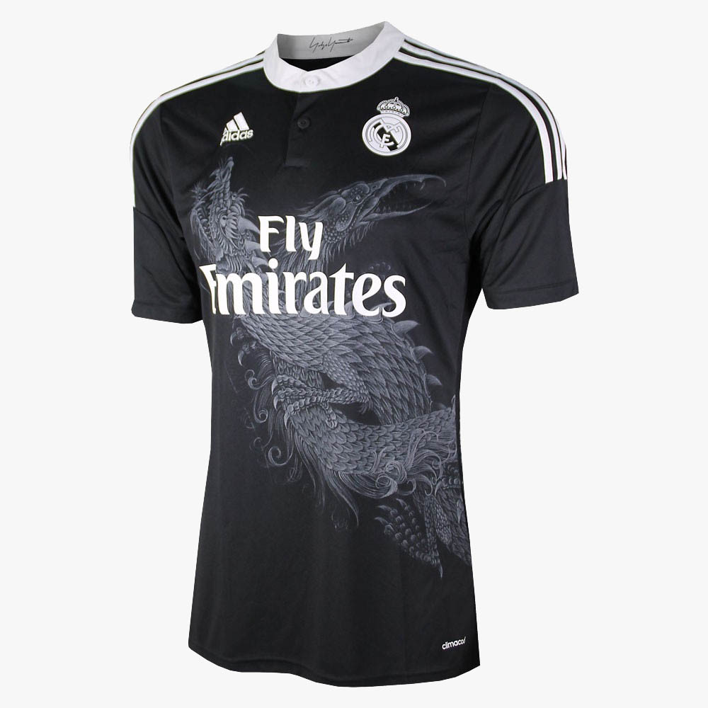 c12344c7d Which Is Your Favorite  Here Are All Adidas Real Madrid Away   Third ...