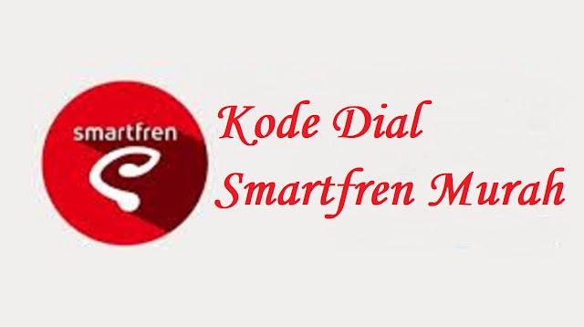 Kode Dial Smartfren Murah