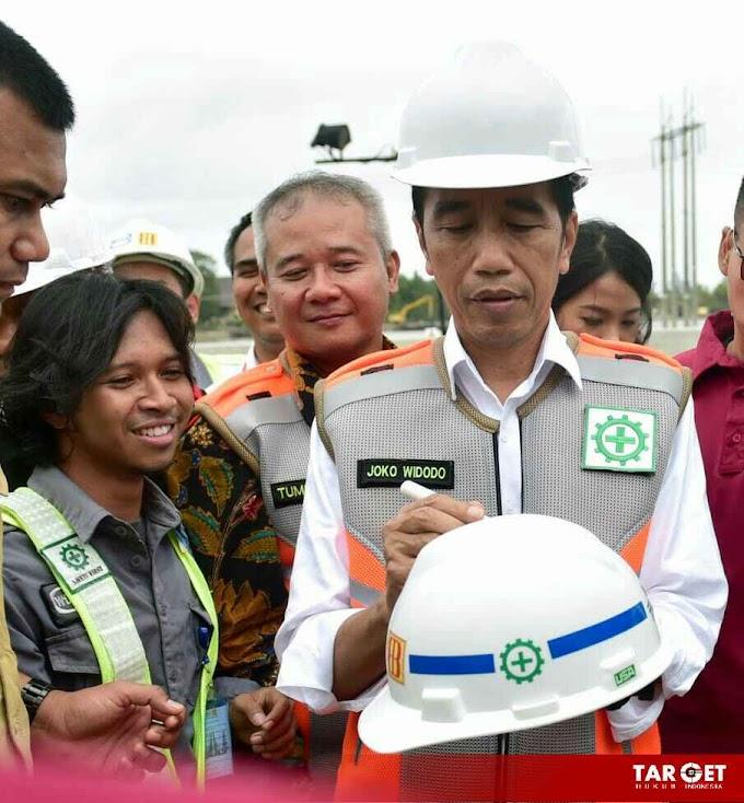 Presiden Joko Widodo : Percayakan Pengungkapan Kasus 21 - 22 Mei Kepada Polri