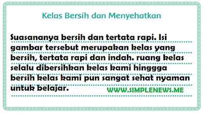 Kelas Bersih dan Menyehatkan www.simplenews.me