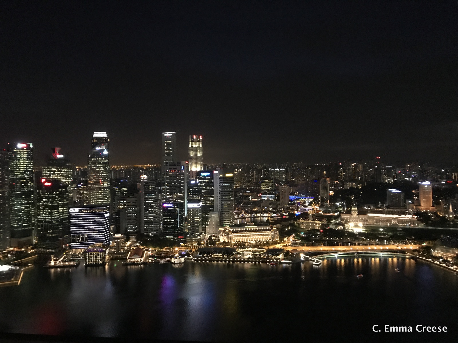 A luxury stay at the marina bay sands hotel singapore for Luxury stays
