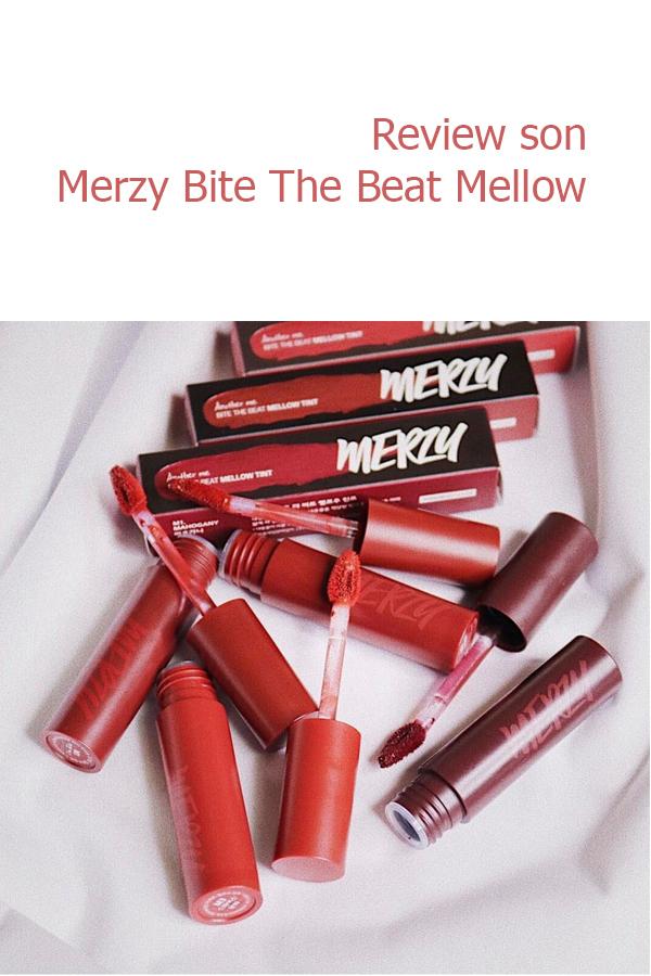 Review son Merzy Bite The Beat Mellow: thực sự có tốt như lời đồn?