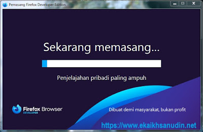 FIREFOX DEVELOPER EDITION 85.0b4
