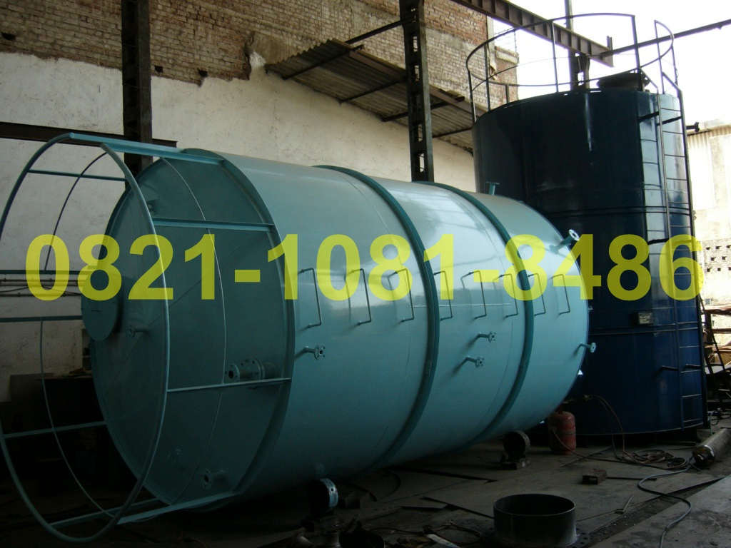 Jasa Fabrikasi Storage Tank Wilayah Depok dan Sekitarnya ~ Jasa Roll