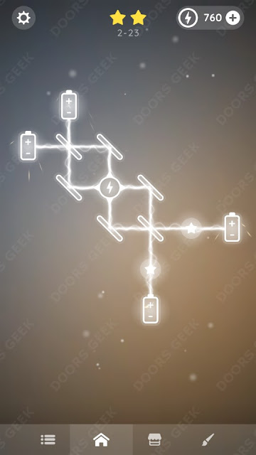 Laser Overload [Beginner] Level 2-23 Solution, Walkthrough, Cheats