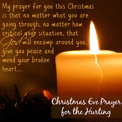 Christmas Prayer for Family