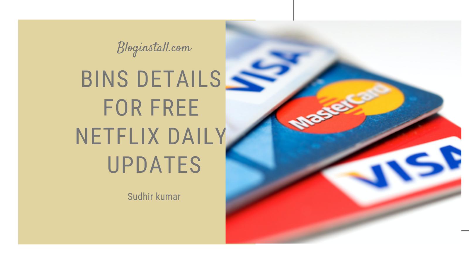 Bin netflix working 26 jan 2019 - Premium Accounts