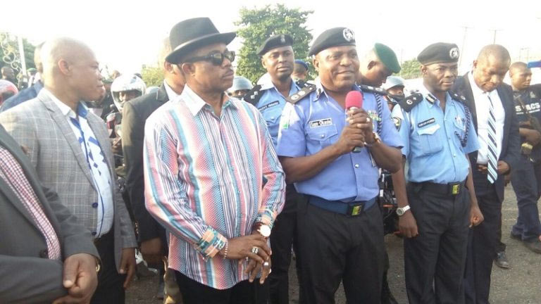 Obiano deploys special motorbikes for policemen in Anambra
