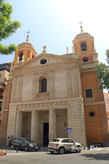 Iglesia de San Pedro de Almería