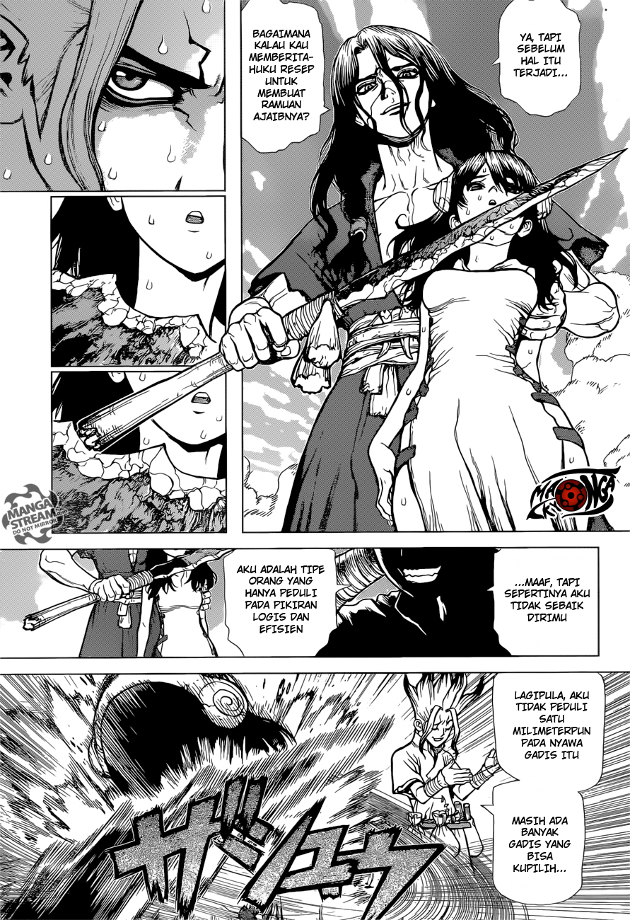 Dr.Stone Chapter 09-9