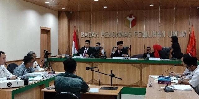 Sidang Situng, Putusan Bawaslu: KPU Bersalah!