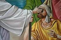 JESÚS SANA A UN CIEGO EN BETSAIDA