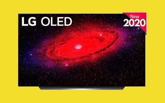 LG OLED55BX6LA: Smart TV 4K de 55'' con pantalla OLED, Dolby Vision y webOS 5.0