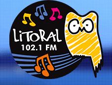 Ouvir agora Rádio Litoral FM 102,1 - Santos / SP