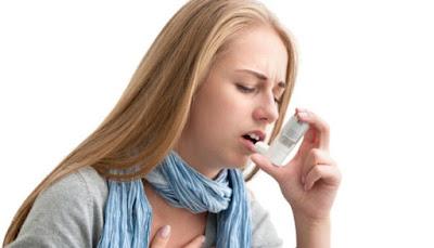 4 Hal Pemicu Penyakit Asma