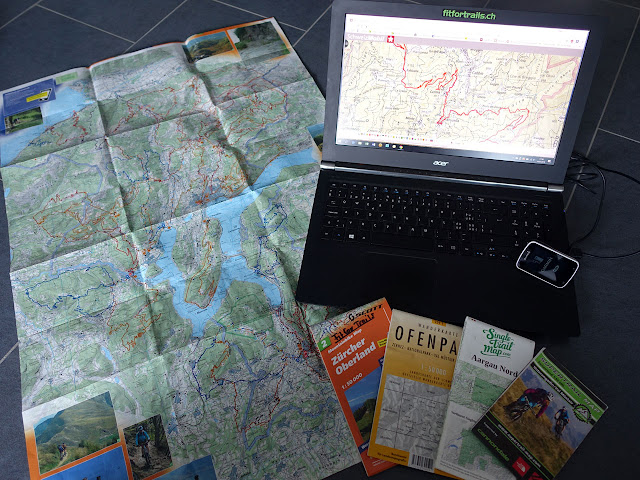 uebersicht karten, navigation, tourenportale