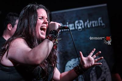 Jack Metal Fest: Noemi de Anima Aeterna
