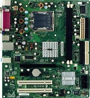 Intel dg35ec motherboard