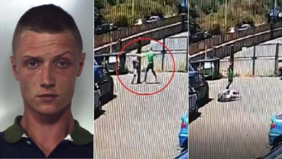 Nikita russo aggressione tassista abusivo Acireale omicidio preterintenzionale