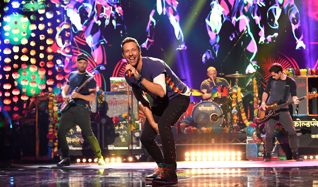 "Coldplay anuncia nuevas fechas del ""A Head Full Of Dreams Tour"""