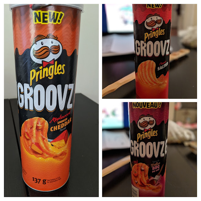 Pringles Groovz