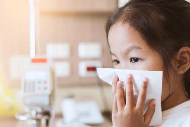 وصفات لنزلات البرد عند الاطفال .