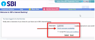 SBI NET BANKING: ONLINE ACTIVATION PROCESS!