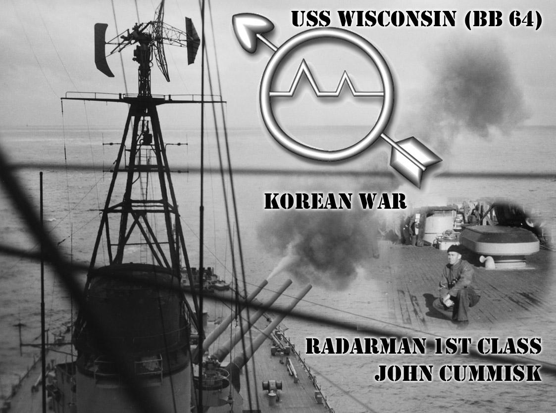 Hampton Roads Naval Museum: BB-64 @ 75: Wisconsin at War, Part 3