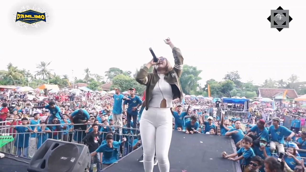 Tik Tok viral Hits Anggun Pramudita tarik Sis Semongko