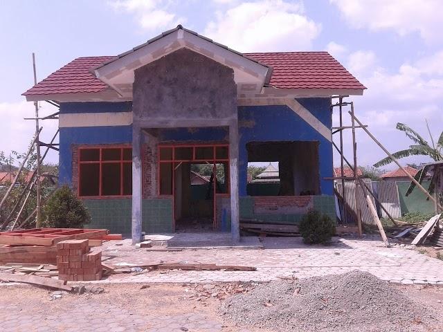 "Bangunan Perpustakaan SDN 2 Cangkring-Cirebon ""Mangkrak"""
