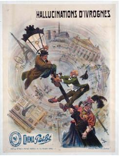 Cartaz em Paris - Faria