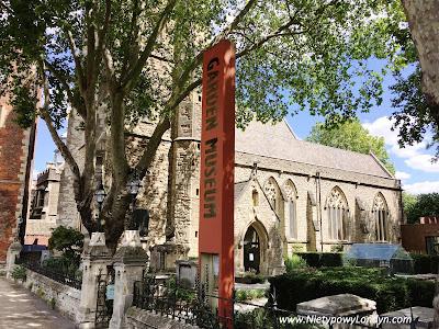Fot. 1 - Muzeum Ogrodu w dzielnicy Lambeth