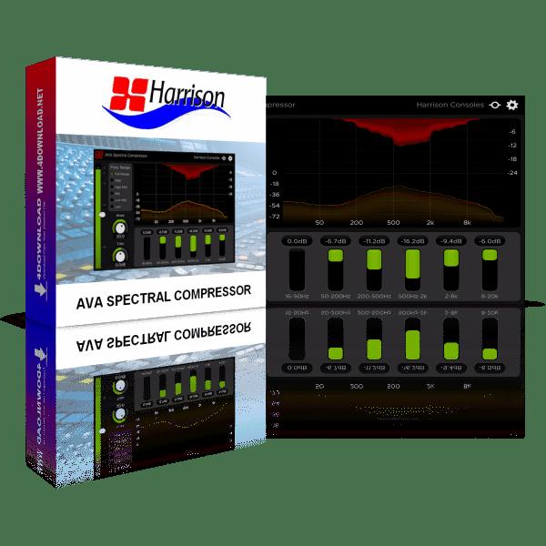Harrison AVA Spectral Compressor v1.1.0 Full version