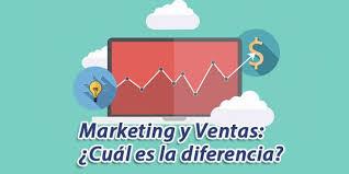 Diferencia entre Marketing y Ventas 2020